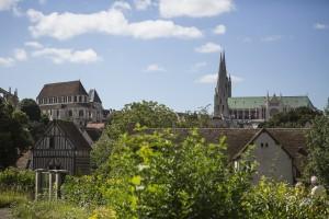 En Bretagne, juillet 2012