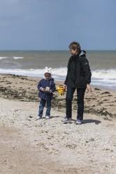 En Normandie, avril 2012