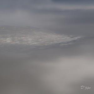 Islande, le delta Héradssandur