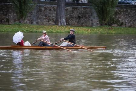Aviron sur la Seine