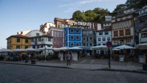 Côte Nord de l'Espagne et Galice