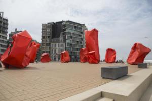 Ostende, juillet 2015