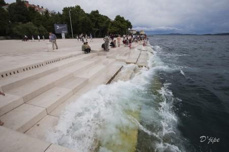 Croatie, août 2005