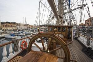 De Port-Vendres à Toulon sur le Bélem