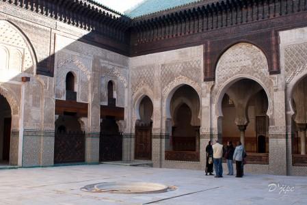Fès, Maroc, décembre 2004