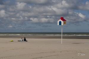 Nord de la France et Belgique, août 2011