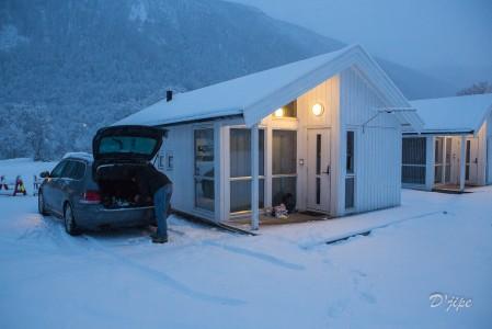 Tromso, Norvège, novembre 2013