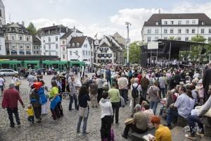 Périple autour du Rhin, juin 2014
